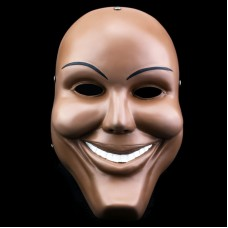 The Purge Anarchy 2 Mask Resin Mask Smiling Girl
