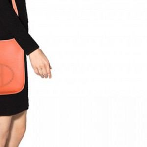 Top Quality Design Clemence Leather Messenger Shoulder Bag