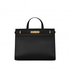 Top Quality Manhattan Small Shopping in Smooth Leather