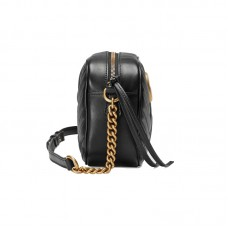 Top Quality Marmont Small Matelasse Leather Shoulder Bag