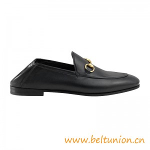 Top Quality Brixton Leather Horsebit Loafer Incredibly Soft and Supple Leather