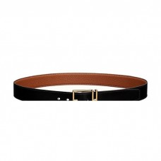 Top Quality Belt Reversible Leather Belt in Togo Calfskin