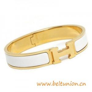 Top Quality Original Clic H Narrow Bracelet Enamel Bracelets