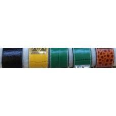 Top Quality Collier de Chien Bracelet Crocodile Skin with H Box