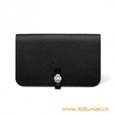 Top Quality Dogon Calfskin Leather Wallet