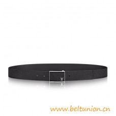 Top Quality Taiga Calfskin Leather Belt Metropole 35mm