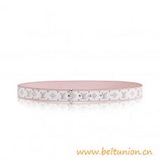 Top Quality Monoglam 30mm Belt for L*V lovers