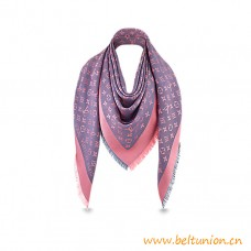 Top Quality Luxuriously Soft Monogram Neo Denim Shawl