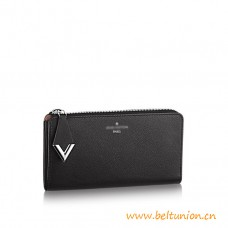 Top Quality Comete Wallet with Metal V Accessory