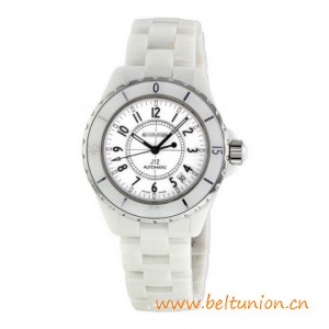 Top Quality J12 38mm White Ceramic and Steel Automatic Movement Watch