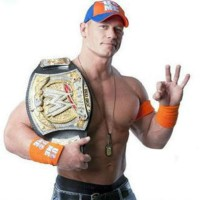 WWE Championship Belt W Letter 360 Degree Rotation Gifts